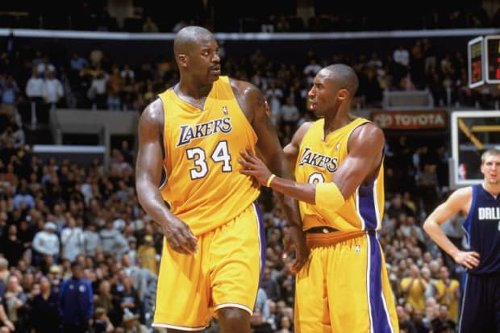"""Shaq O'Neal On His Relationship With Charles Barkley And Kobe Bryant: """"Me And Charles Go At It All The Time... Same Thing With Me And Kobe, We Argued All The Time, But We Respected Each Other."""""""