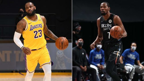 """Scottie Pippen On Kevin Durant: """"Has He Gotten To LeBron's Level Yet? He Went Home. He Still Has Learning To Do On What It Takes To Will A Team To Victory."""""""