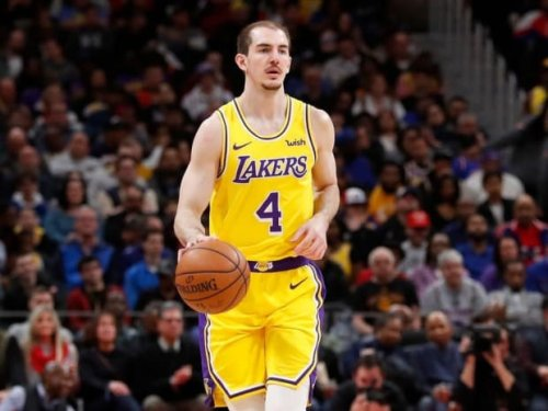 Ramona Shelburne Says Lakers Didn't Want To Re-Sign Alex Caruso Even Though He Gave Them A Discount