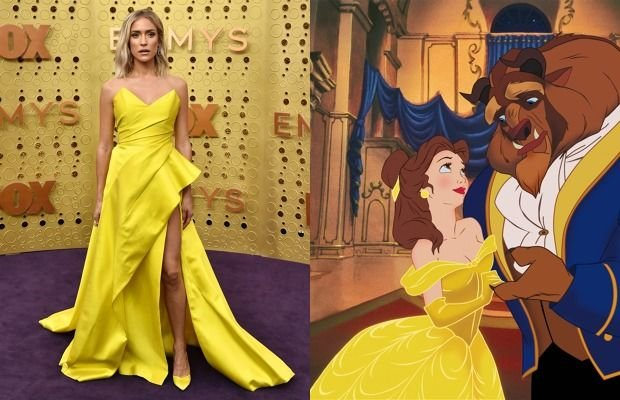 Stars Who Dressed Like Disney Characters At The 2019 Emmys - Fame10