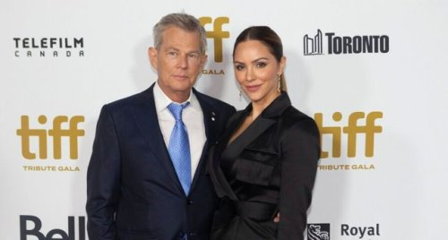 Katharine McPhee Is Expecting 1st Child With Husband David Foster
