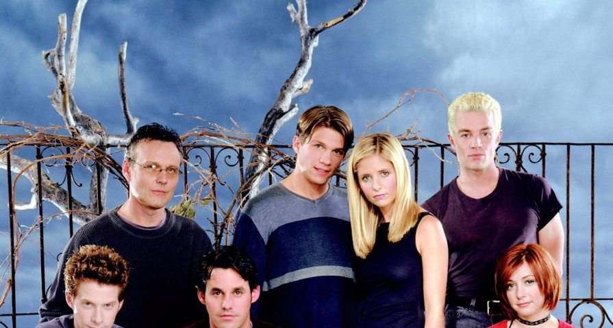 A look back at 'Buffy The Vampire Slayer' while we wait for the reboot