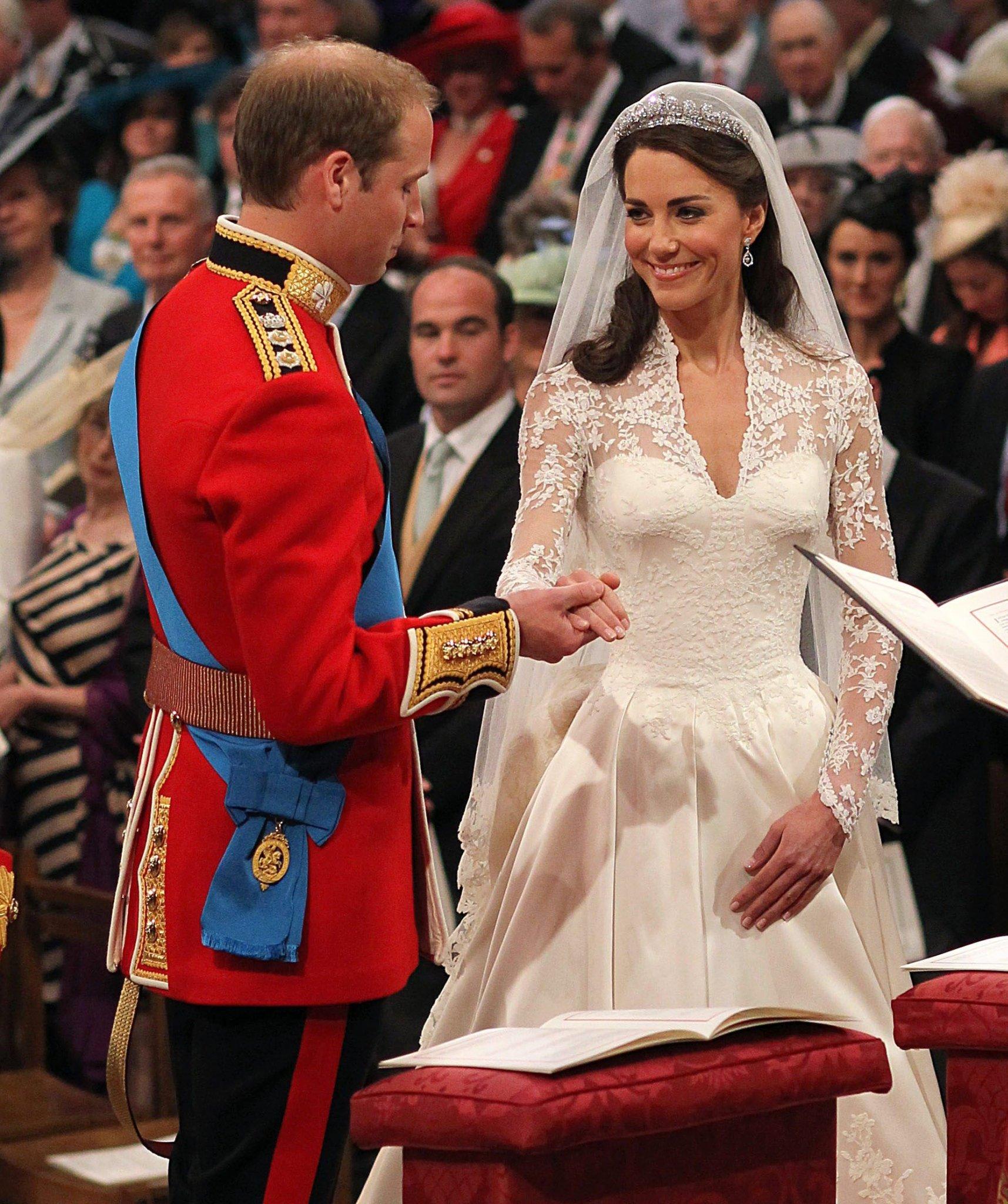 Iconic Royal Wedding Dresses