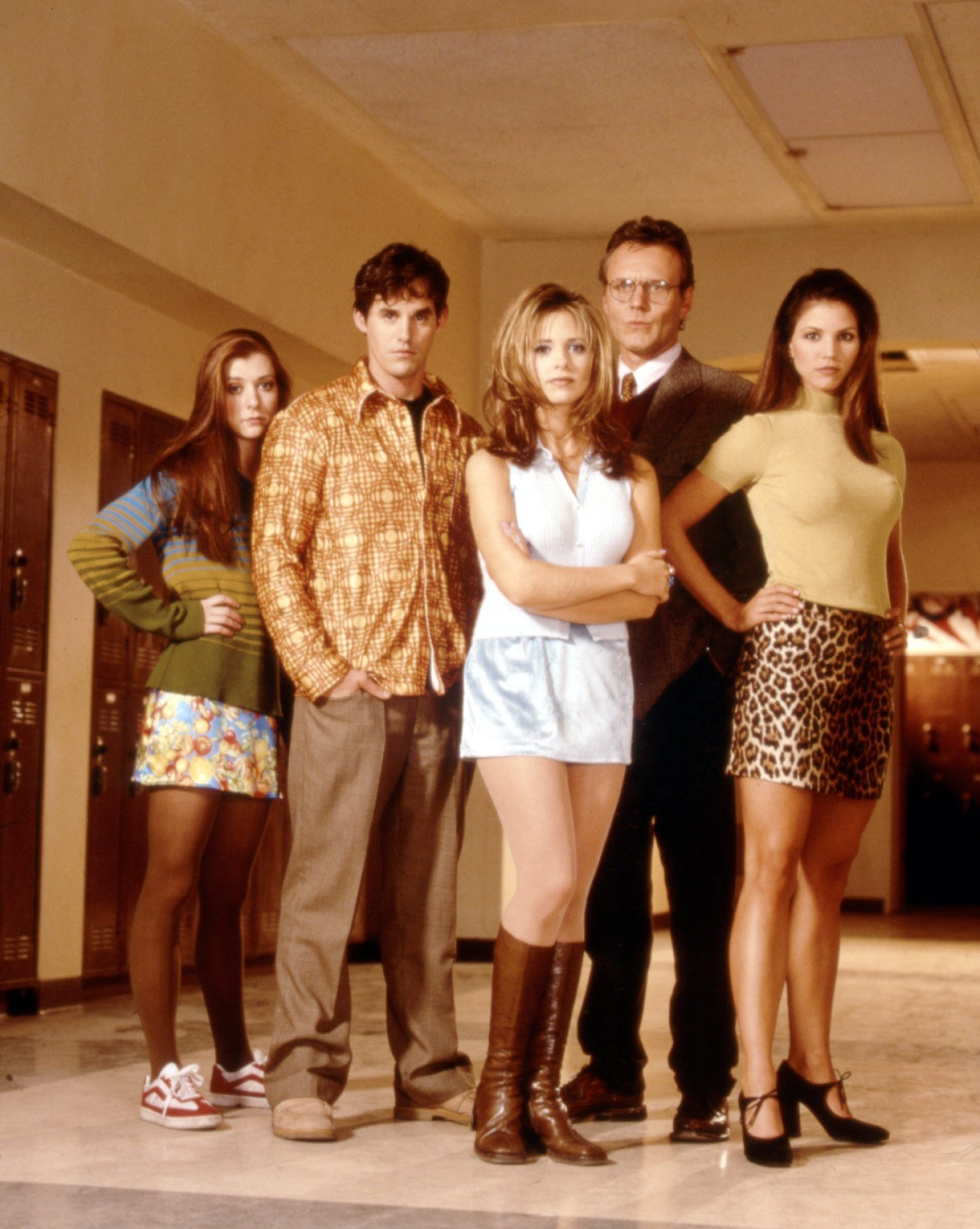 Buffy The Vampire Slayer: Behind The Scenes Secrets - Fame10