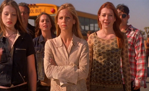 Most Memorable Episodes Of Buffy the Vampire Slayer - Fame10