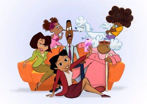 Disney+ Announces 'Proud Family' Revival With Original Cast - Fame10