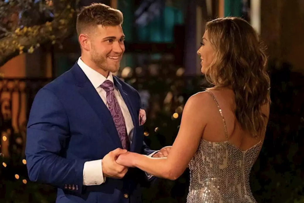 Luke Parker Ordered To Pay $100K For Breaching Bachelorette Contract - Fame10