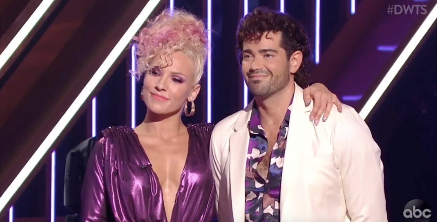 Find Out Who Dancing With The Stars Eliminated During '80s Night - Fame10