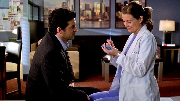 Grey's Anatomy: Meredith And Derek's Memorable Moments - Fame10
