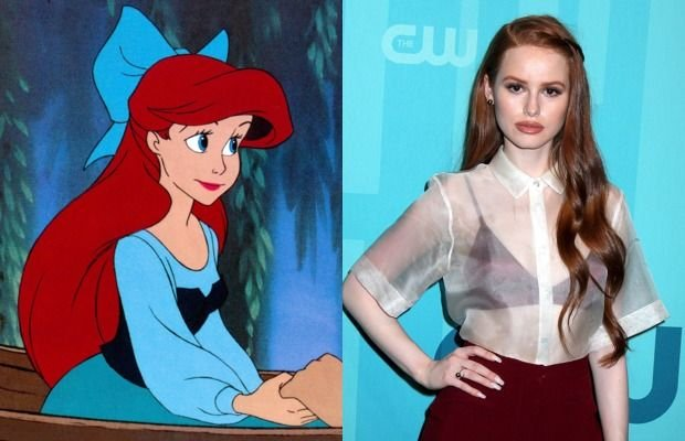Celebrities That Look Exactly Like Disney Characters - Fame10