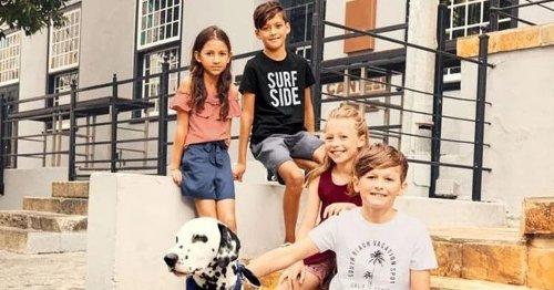 Puma, Fila, Camp David und Pepperts: Kindermode und Frühlingsstyles bei Lidl zu Knallerpreisen | familie.de