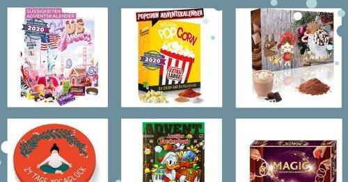Ausgefallene Adventskalender: Von American Candy bis Harry Potter