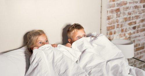 Kindgerecht erklärt: Wie entsteht Angst?