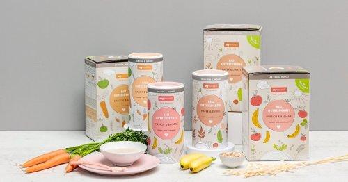 Bei MyMüsli gibt's jetzt Bio-Getreidebrei für Babys | familie.de