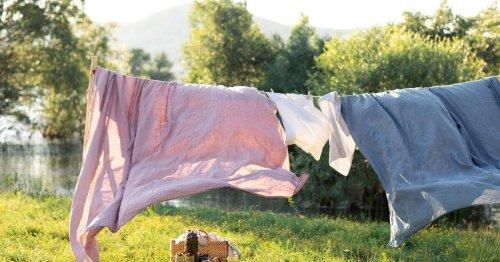 Wäsche richtig aufhängen: Sieben Tipps für dich