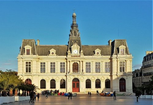Poitiers in Frankreich: Erfahrungen & Tipps