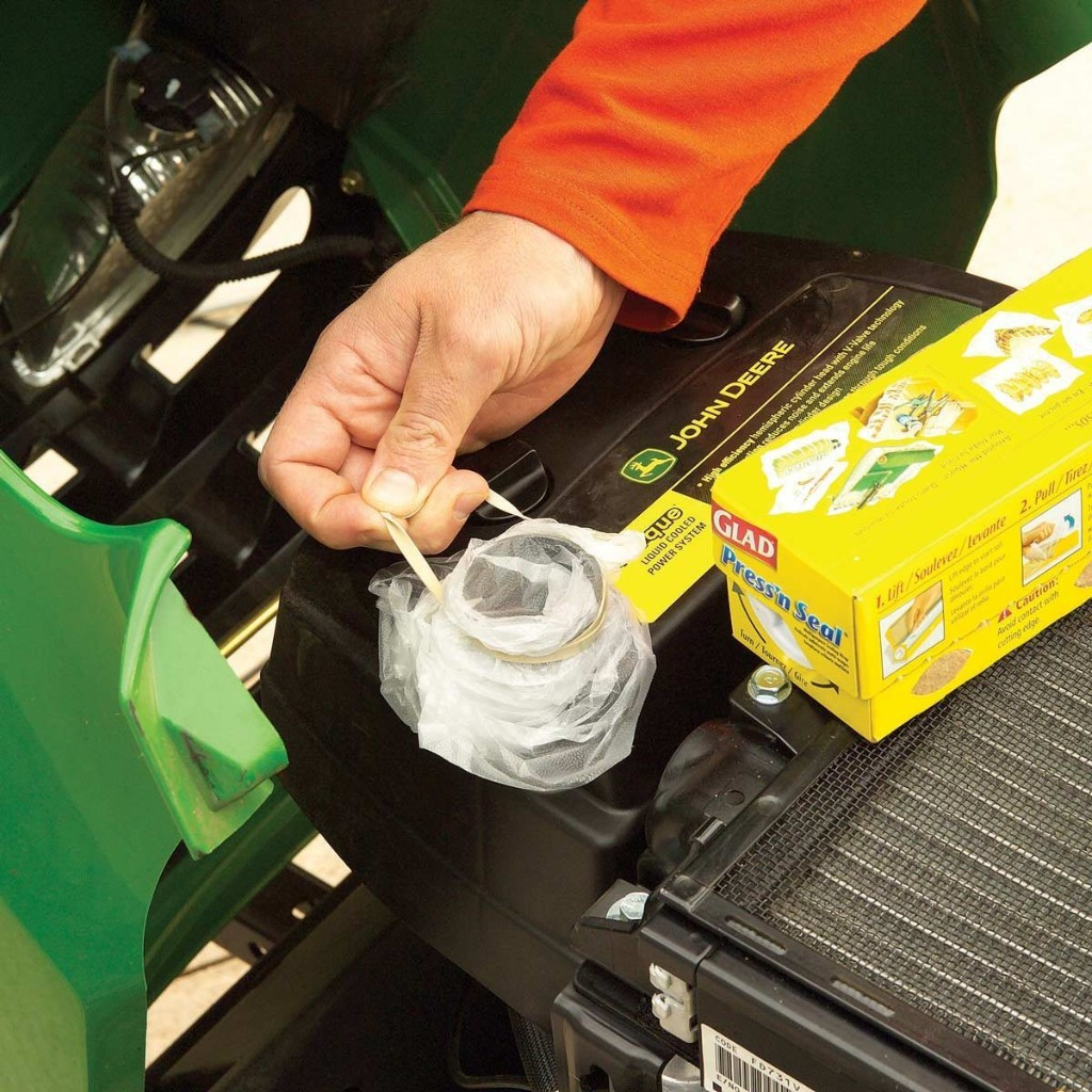 Yes, You Need to Winterize Your Lawn Mower. Here's How.