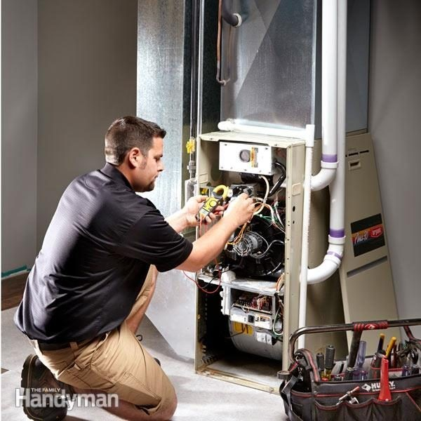 The Ultimate Guide to Home Furnaces - cover