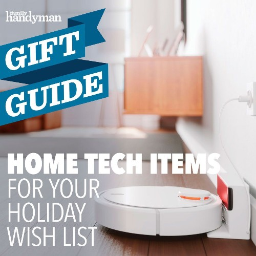 36 Home Tech Items for Your Wish List