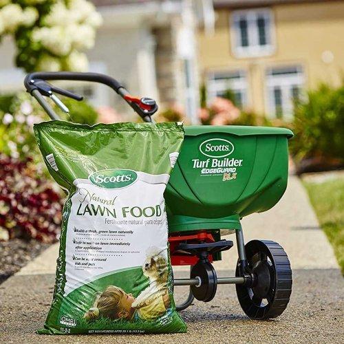 7 Best Organic Fertilizers for Your Lawn