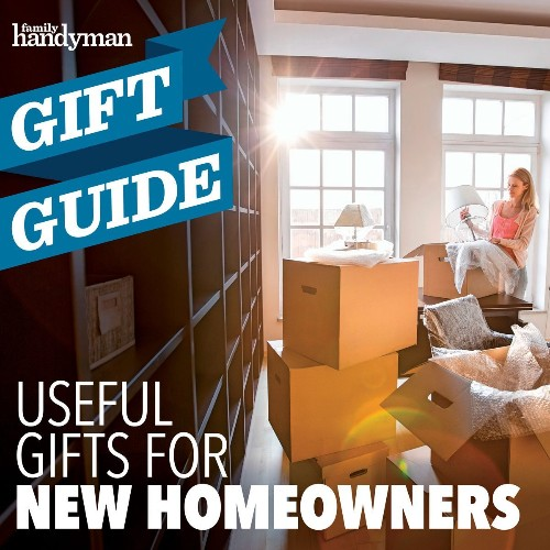 45 Useful Gifts for New Homeowners