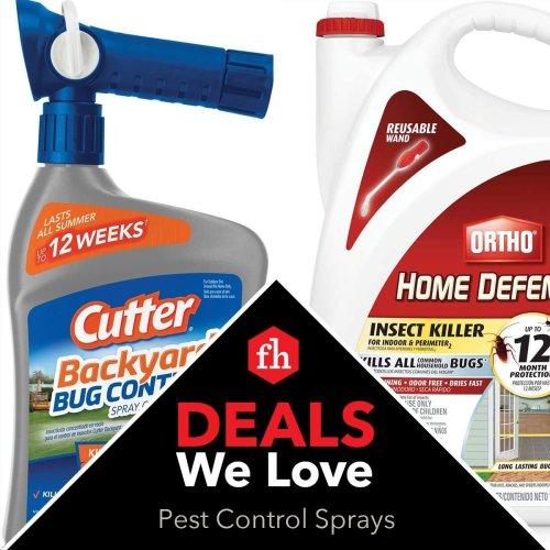 The Best Pest Control Sprays
