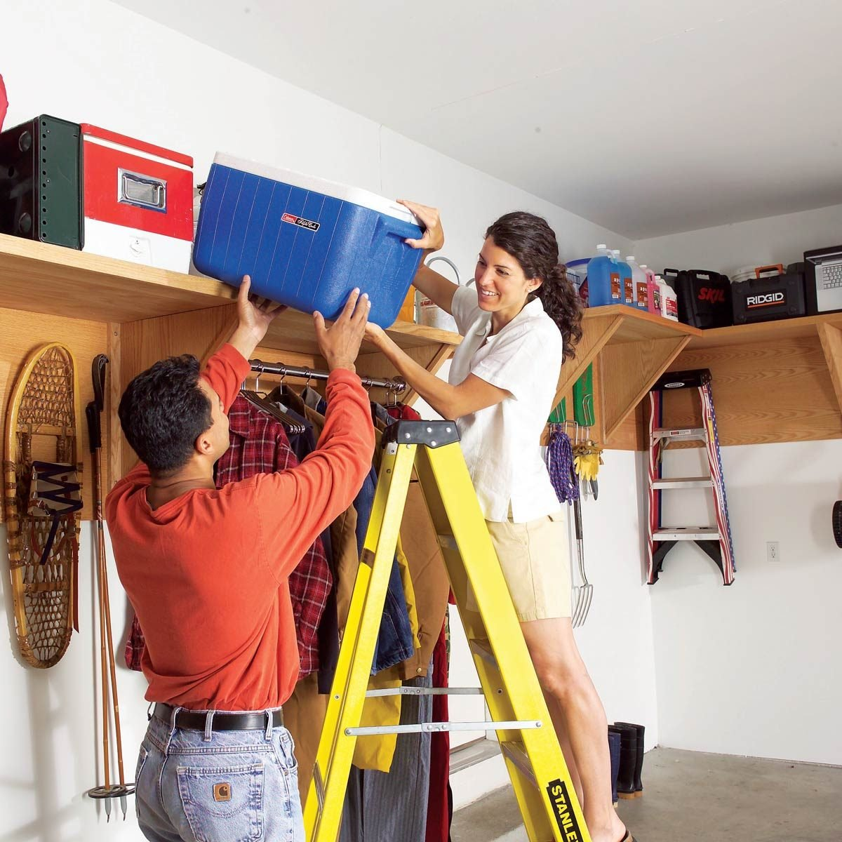 11 Easy Ways to Get Your Garage Ready For Fall