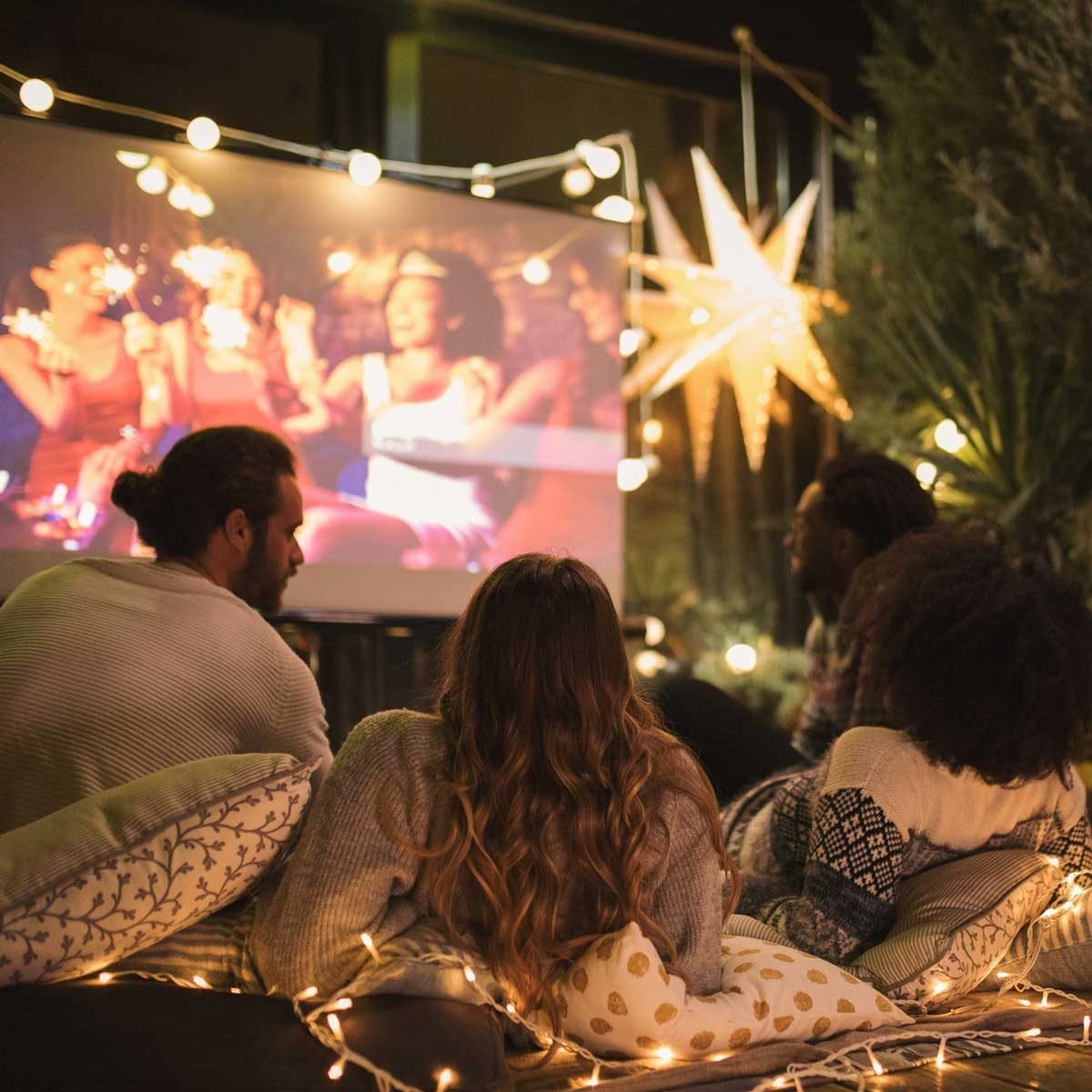 The Best Outdoor Projectors, Including Amazon's Top Seller