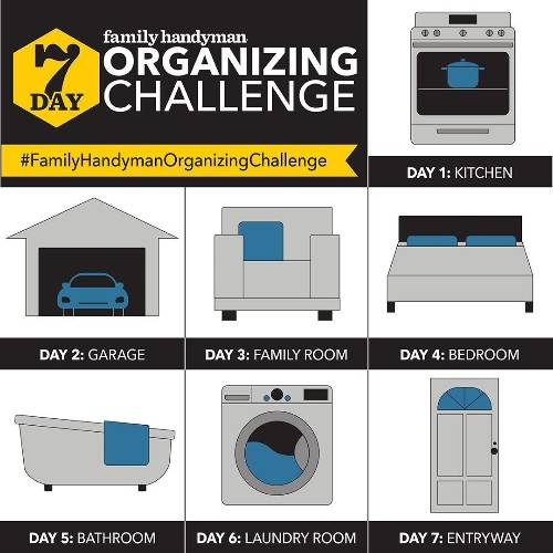 Try Our Organization Challenge!  - cover