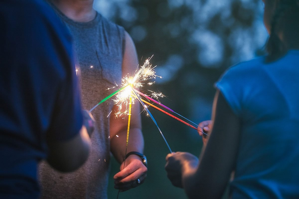 The States Where Fireworks Are Illegal