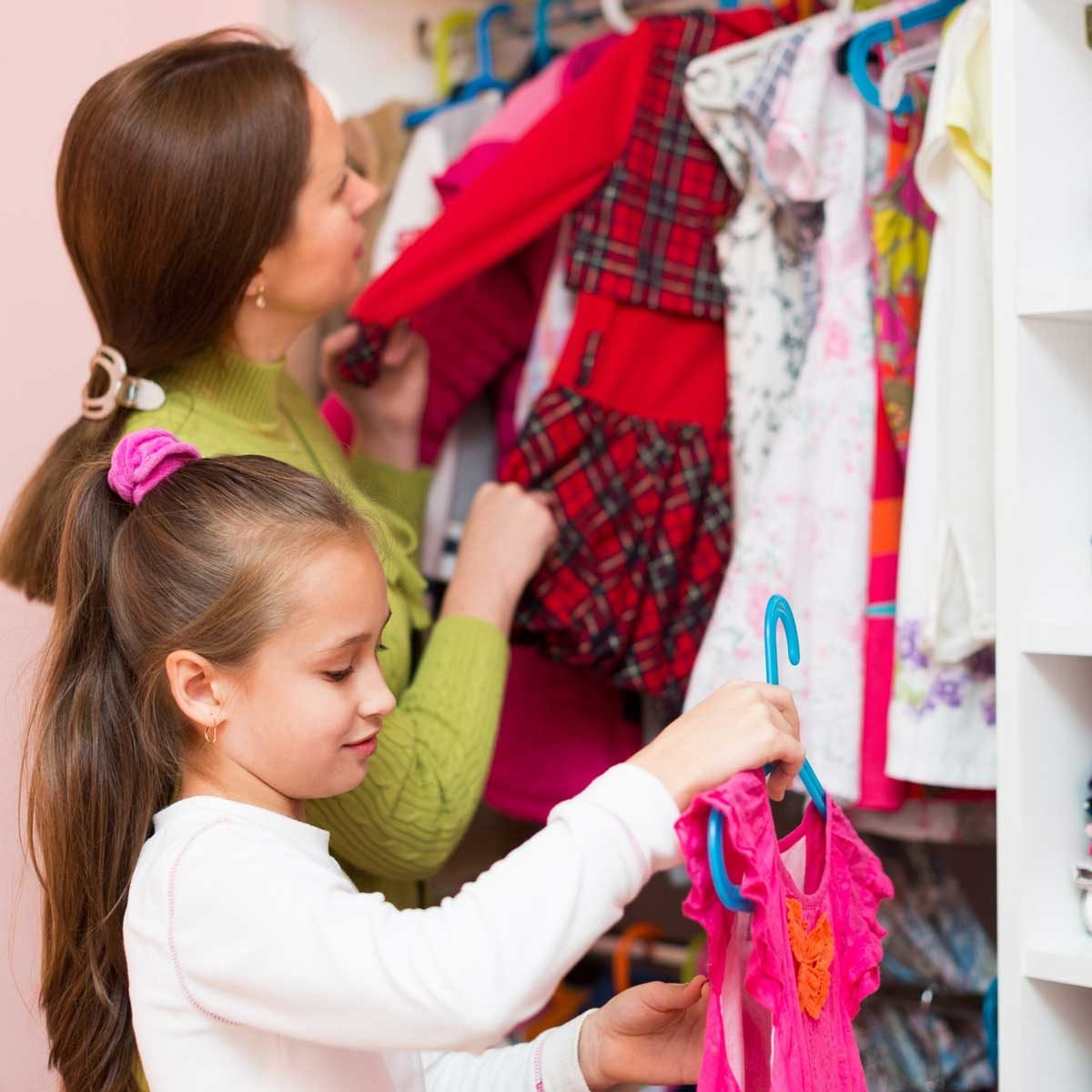 How to Organize a Small Closet for Kids