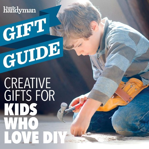 18 Creative Gifts for Kids Who Love DIY