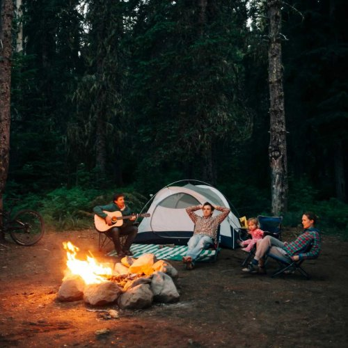 Fun Activities to Do While Camping