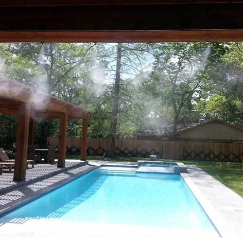 What to Know About Patio Misting Systems
