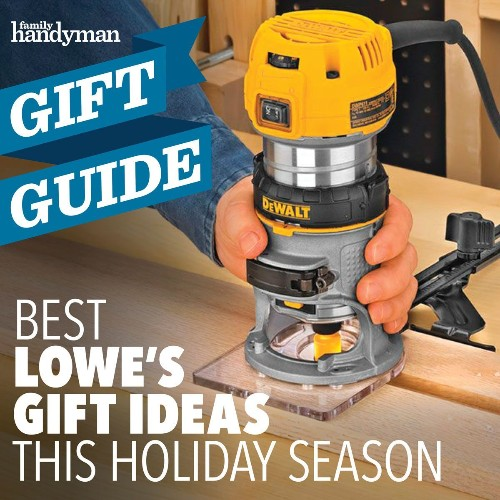 Best Lowe's Gift Ideas This Holiday Season