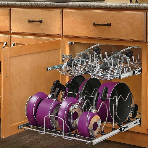 15 Kitchen Cabinet Organizers That Will Change Your Life