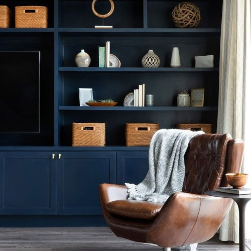 10 Best Living Room Shelving Ideas
