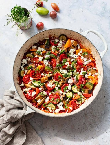 Easy Baked Ratatouille Recipe