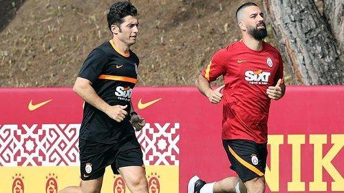 Galatasarayda Arda Turan sürprizi