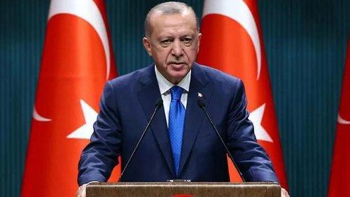 Son dakika   Cumhurbaşkanı Recep Tayyip Erdoğan açıkladı!