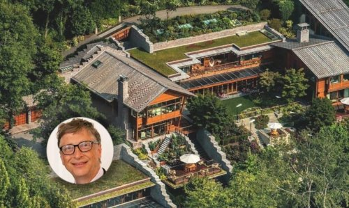 Everything You Need to Know About Bill Gates' Extraordinary House, Xanadu 2.0