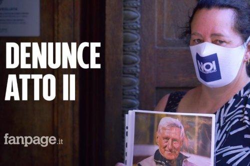 """Bergamo, comitato vittime presenta altre 100 denunce: """"In Lombardia crimini contro l'umanità"""""""