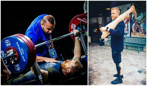 """Matteo Cattini, dalla caduta alle Paralimpiadi: """"Ho perso una gamba, ma il cuore continua a battere"""""""