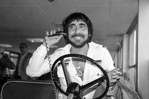 What did Keith Moon play at his final gig with The Who?