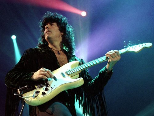 5 isolated guitar tracks to prove Deep Purple's Ritchie Blackmore is a genius