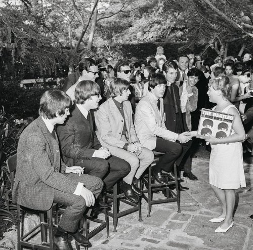 From The Beatles to The Beach Boys: A photographic history of Capitol Records