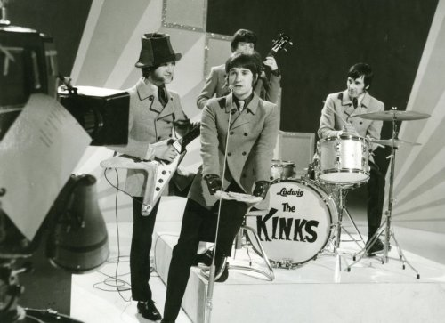 Were The Kinks the first-ever punk band?