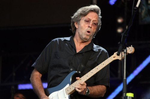 Eric Clapton breaks his own ant-vax vow and plays venue with vaccine mandate