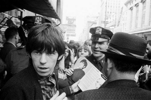 The two things Keith Richards never liked about The Beatles