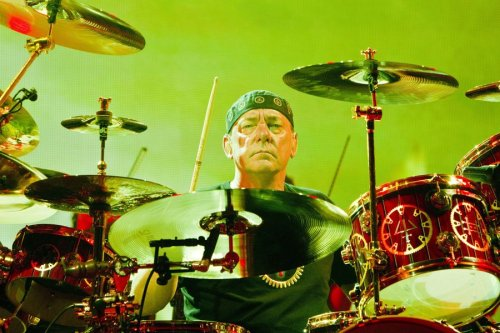 Watch Neil Peart deliver a drums only version of Rush song 'Subdivisions'